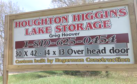 Higgins Lake & Roscommon Storage